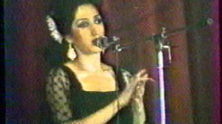la marelu en marsella  1980..carmona tv flamenco port de bouc inedito