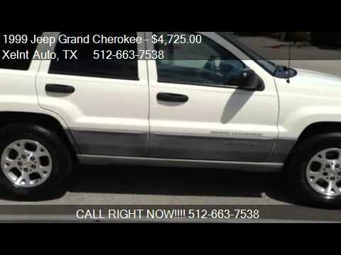 1999 jeep grand cherokee laredo 2wd for sale in austin tx youtube. Black Bedroom Furniture Sets. Home Design Ideas