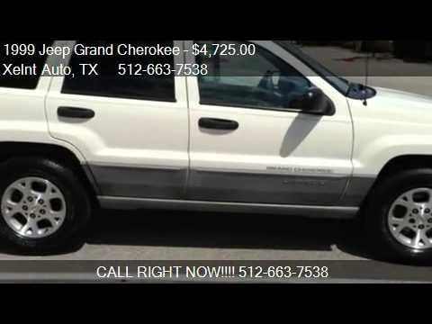 1999 jeep grand cherokee laredo 2wd for sale in austin tx youtube. Black Bedroom Furniture Sets. Home Design Ideas