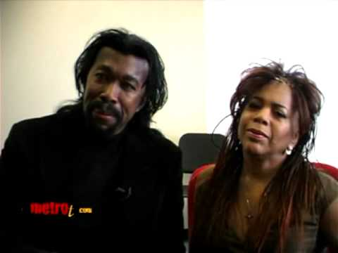 "Ashford &Simpson ""Solid"" Interview Pt 2"