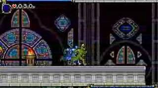 Castlevania Circle of the Moon GBA in 22:02