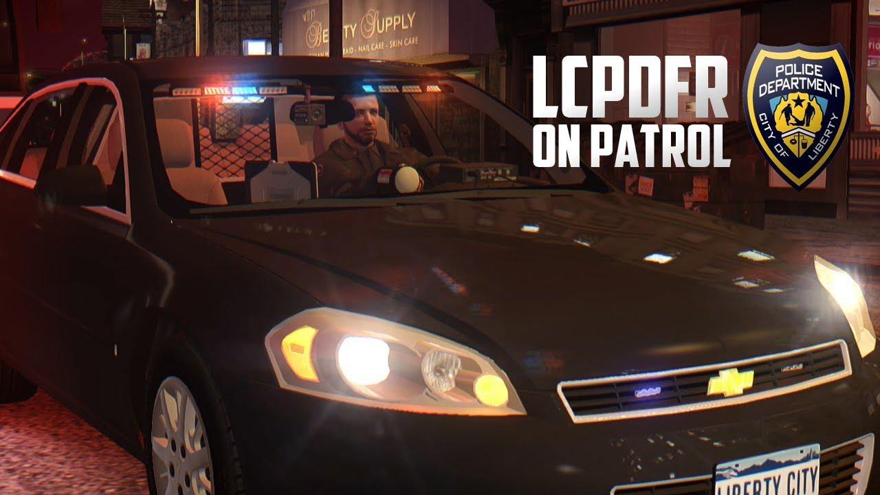 Descargar gta iv lcpdfr patrolling the streets
