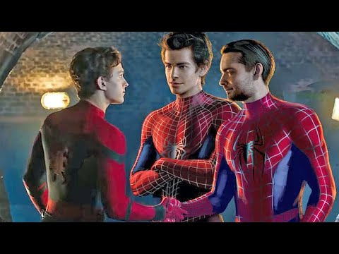 SPIDER-MAN ANDREW GARFIELD REPORTEDLY IN TALKS FOR LIVE ACTION SPIDER-VERSE SONY FILM