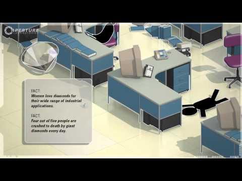Bendy Portal 2 Promotional Videos