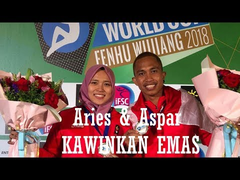 ASPAR & ARIES KAWINKAN EMAS IFSC WORLDCUP SERIES WUJIANG Mp3