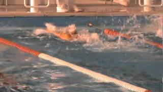 SantAdrià2011: 100m mariposa - Jordi F