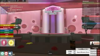 #17:D robloxie on the first birthday of Roblox + Roblox's Got Talent judge FGP evaluates:)