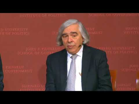 Ernest Moniz: Climate Change is a National Security Issue