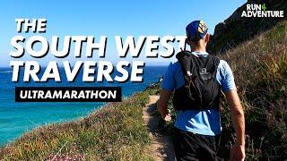 THE SOUTH WEST TRAVERSE ULTRAMARATHON | Running Races in Cornwall | Run4Adventure