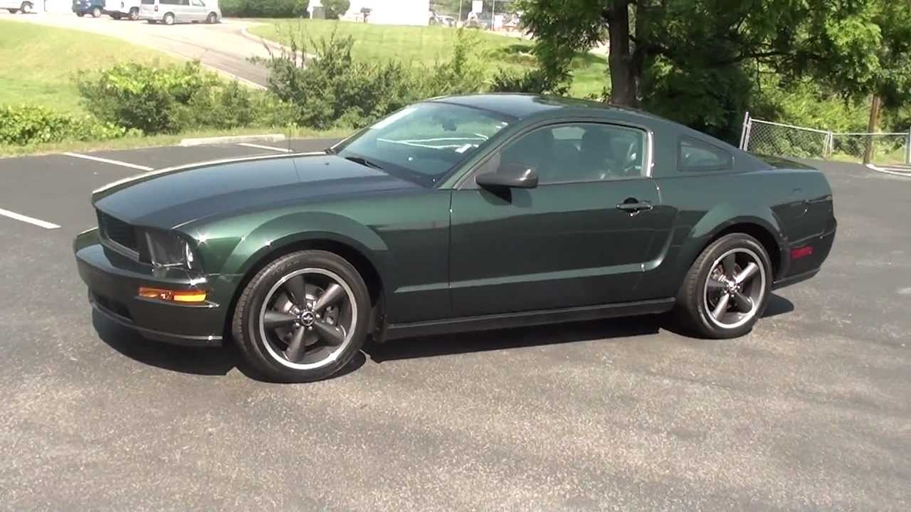 For Sale 2008 Mustang Bullitt Stk P6218 Www Lcford Com