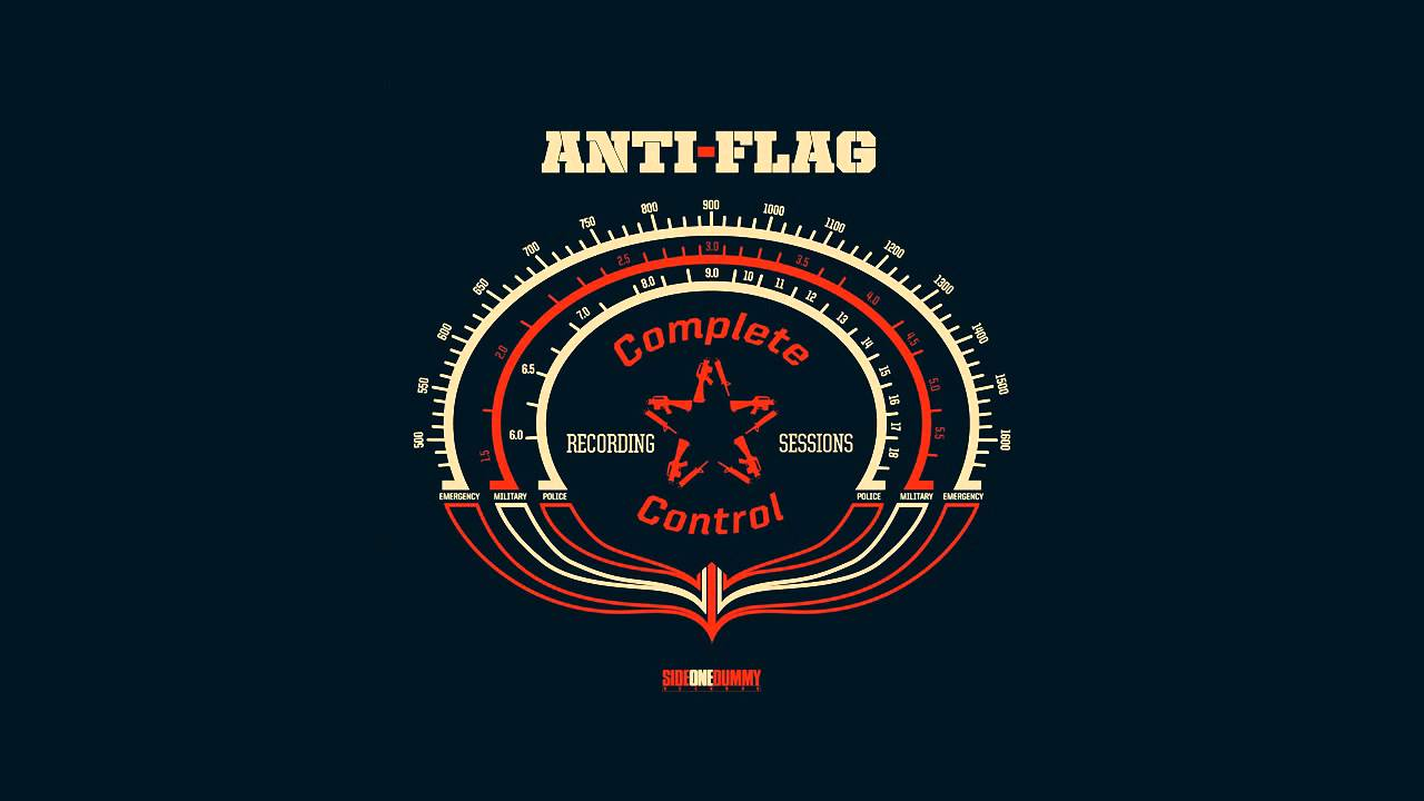 Complete Control Session by Anti-Flag on Spotify