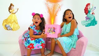 Magic box - Fun game with Disney princesses