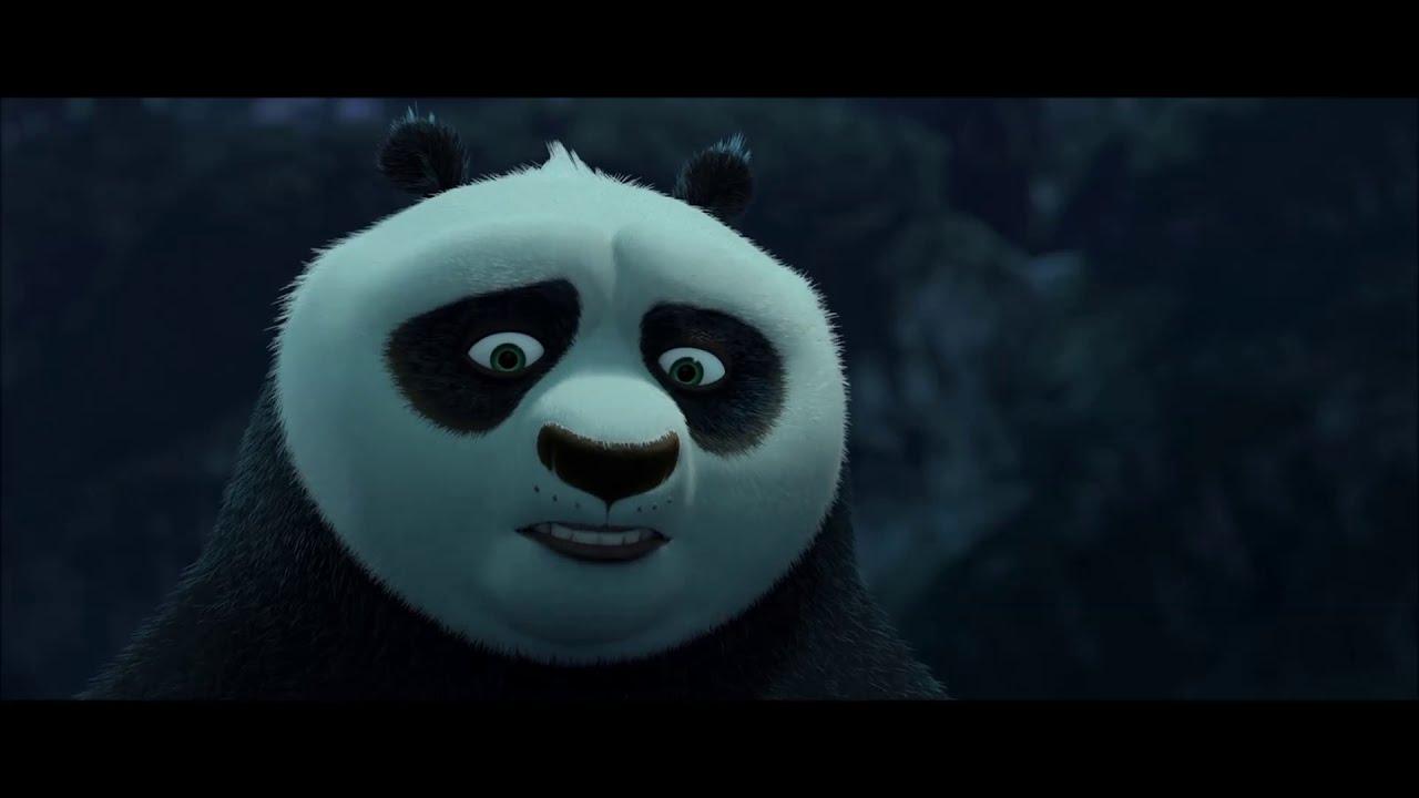 Download Kung Fu Panda (2008) - Po Runs Away Scene