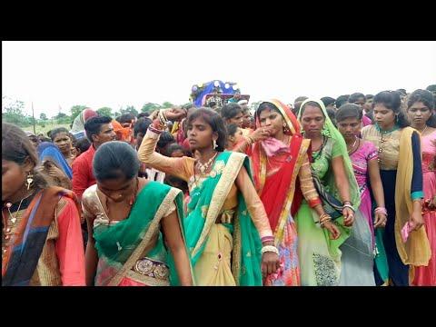 Ganesh_Visarjan_Female_Dance // Adivasi Dance // Adivasi Songs // Timli 2018 // New Timli // Timli