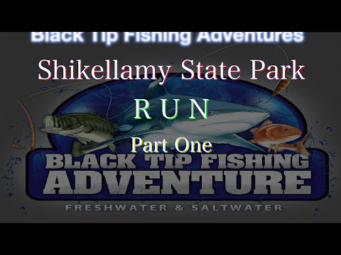Shikellamy State Park  R U N  part one