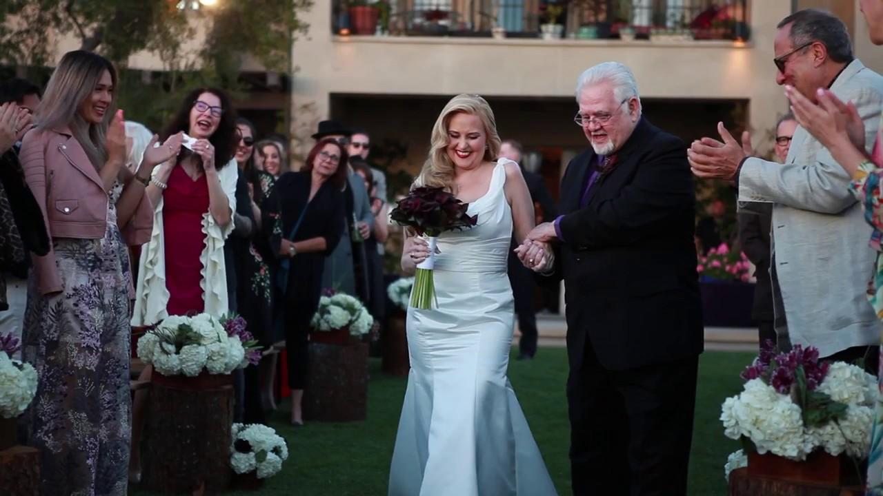 Lady Gaga Wedding.Sonja Andre S Wedding Day