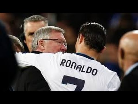Cristiano Ronaldo ● Sir Alex Ferguson ● UNBELIEVABLE relationship ● HD