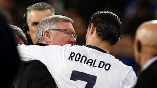 Cristiano Ronaldo ● Sir Alex Ferguson ● UNBELIEVABLE relationship ● HD