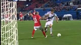 Спартак (Москва) - Динамо (Киев) 0:3. Товар. матч 2008г. (обзор)