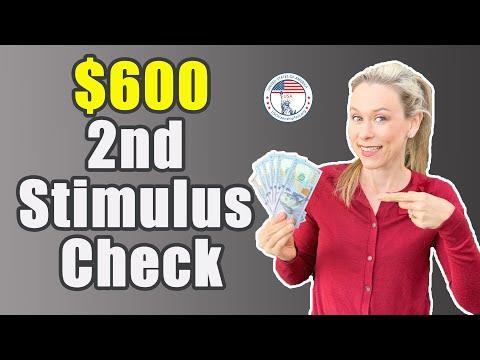 2nd Stimulus check Latest Update   H1B, L, F1 visa, Green Card holder, ITIN   USCitizenshipTest.org