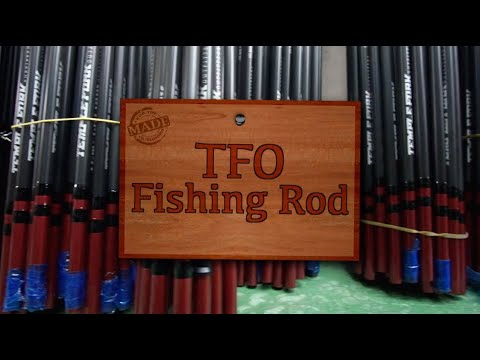 How It's Made | TFO Conventional Rods