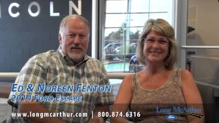 2014 Ford Escape Titanium Customer Review | Ford Dealership serving Topeka, Kansas