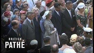 Queen In India - Unused Material (1961)