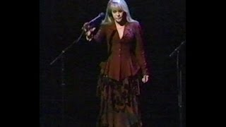 Stevie Nicks - Big Love 01-13-1998 Late Show with David Letterman