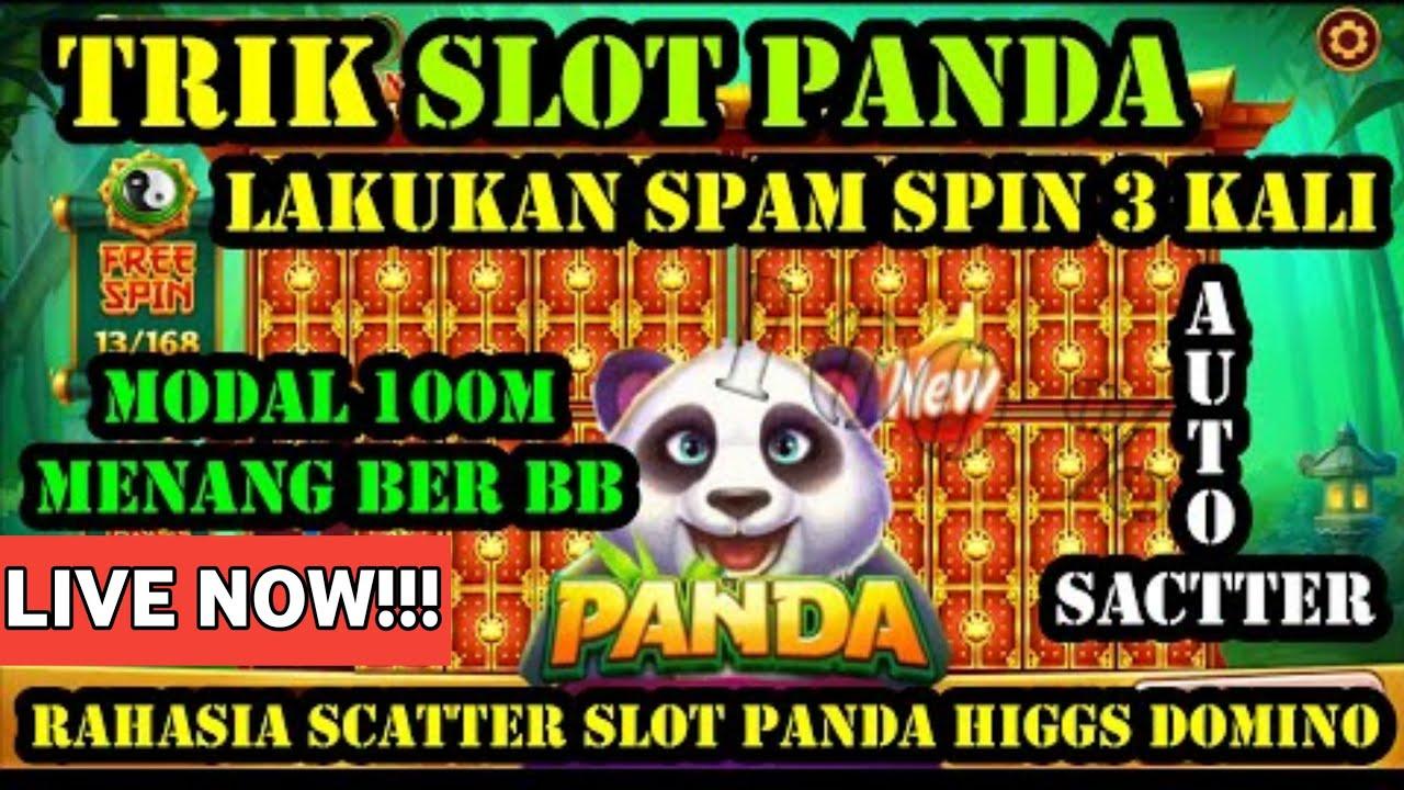 Room Auto Scatter Di Slot Panda Higgs Domino Youtube