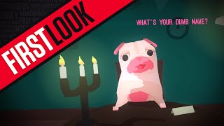 Hot Date: Dog Dating Simulator (First Look / Gameplay)
