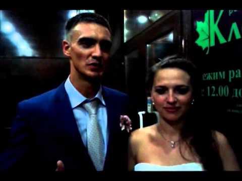 Ведущий свадеб в Хабаровске Дмитрий Ракитин. Отзыв молодоженов