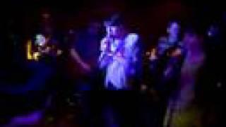 Cardigan Girl - The Scaremongers - Live