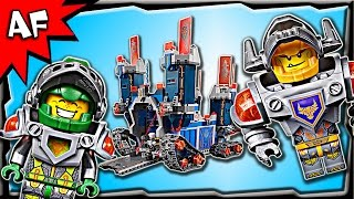 Lego Nexo Knights FORTREX 70317 Stop Motion Build Review