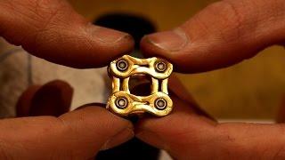 Guck auf die GOLDKETTE | How to galvanisch vergolden