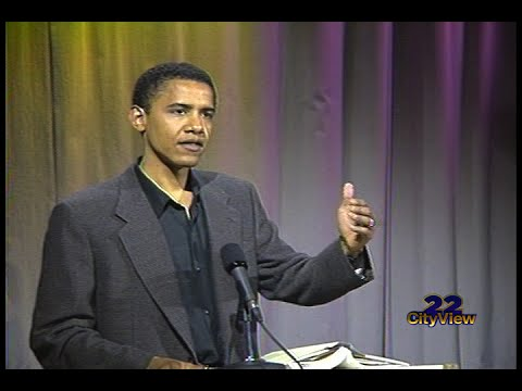 Download From the Vault • Barack Obama • SEP 1995 Pictures