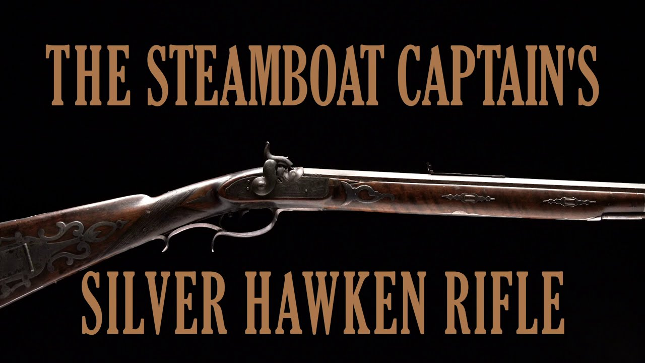 The Steamboat Captain's Silver Hawken Rifle