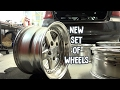 New set of wheels