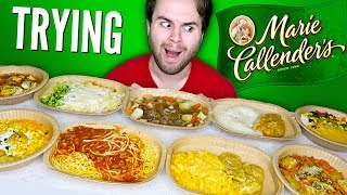 I Tried Every Marie Callender's Meal I Could Find... OMG