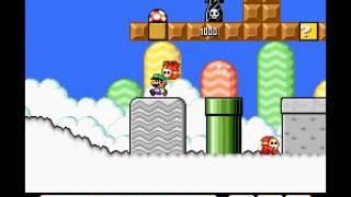 Super Mario Bros 2 Mega Mario X trailer 2