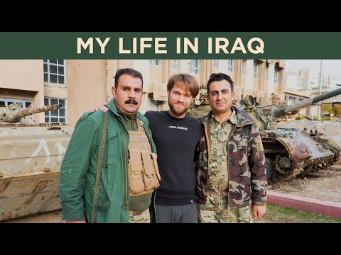 My Daily Life in IRAQ (Surprising 14 Days in Iraqi Kurdistan