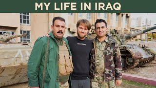 My Daily Life in IRAQ (Surprising 14 Days in Iraqi Kurdistan)