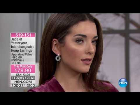 HSN | Jade of Yesteryear Jewelry 12.29.2016 - 10 AM