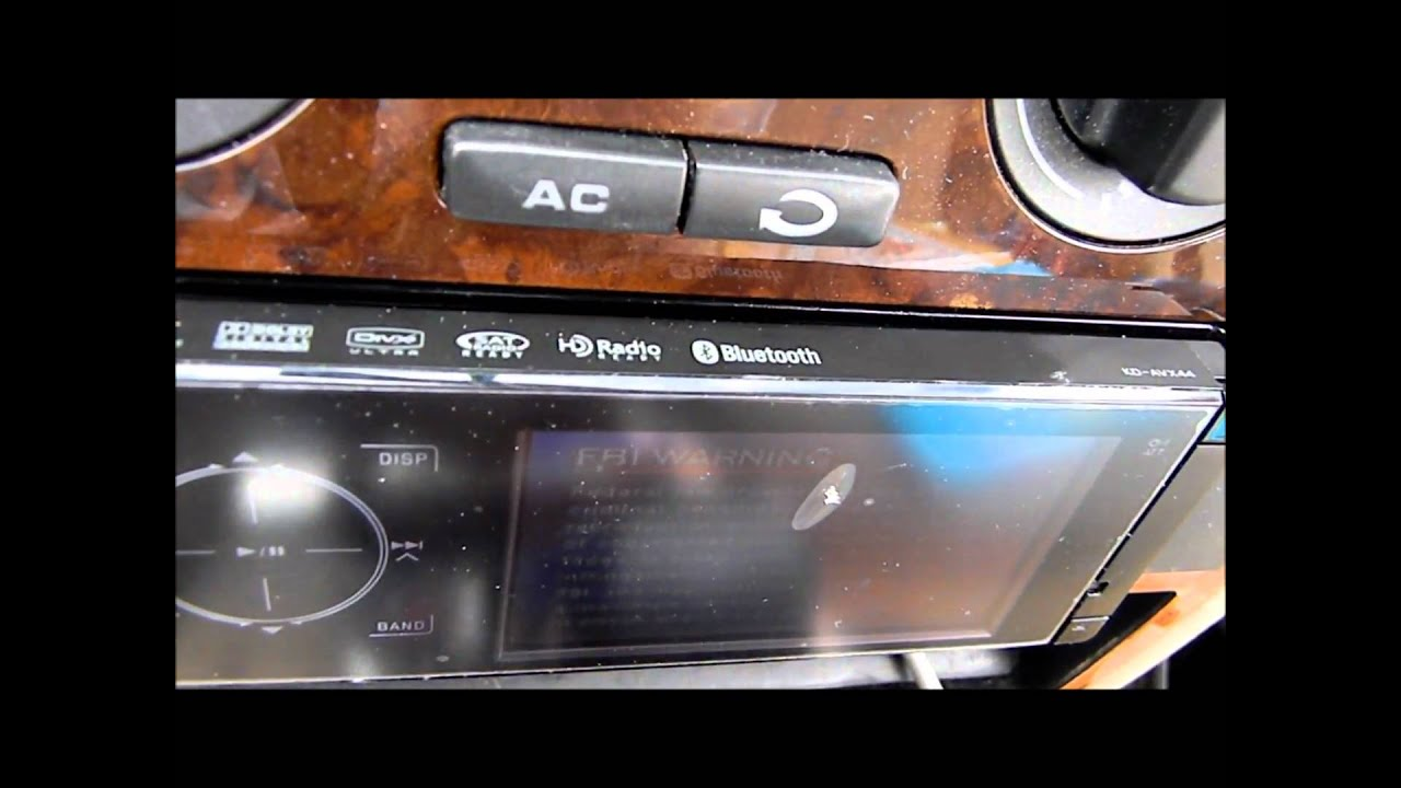 hight resolution of jvc kd avx44 dvd cd receiver tour youtube rh youtube com jvc kd sr40 wiring