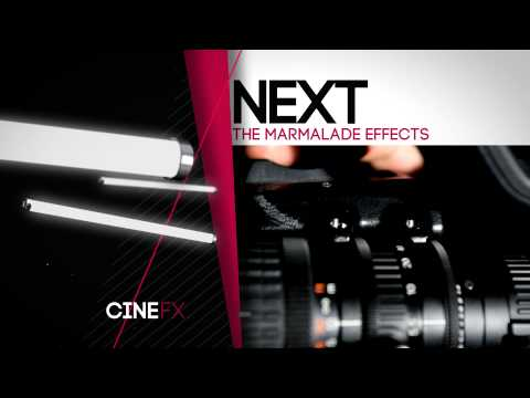 Cine FX Broadcast Channel Package (After Effects Template)