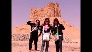 Journey to Red sand & Hidden valley Riyadh KSA