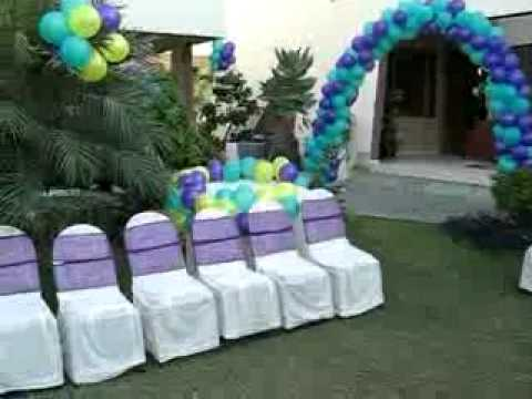 barney theme birthday party karachi 03333426818 YouTube