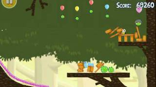 Angry Birds (Level 6-15) 3 Stars