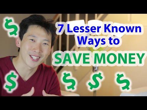 7 Lesser Known Ways to Save Money | BeatTheBush