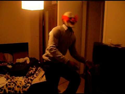 "Black Espada : ""Bad clown"""