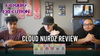 They Graped Us: Cloud Nurdz Review: E-Liquid Execution